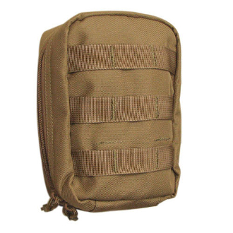 Tan First Aid Kit Medical MOLLE Pouch