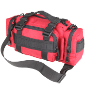 Red Deployment Bag