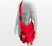 Rapid Response Kit- Rescue Task Force Edition (Red)