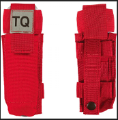 Red TQ Holder