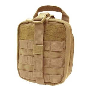 Rip-Away EMT pouch TAN (Bag Only)