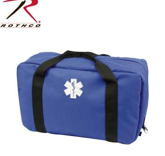 Blue EMS Trauma Bag