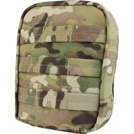 MultiCam First Aid Medical Kit MOLLE Pouch