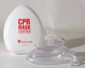 CPR Mask w/ Hard Case