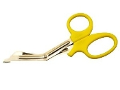 Yellow EMT Scissors