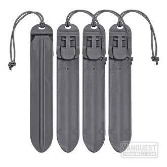 "5"" MOLLE STICKS (4-Pack) Wolf Grey"
