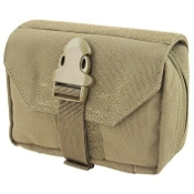 Tan  First Response Pouch