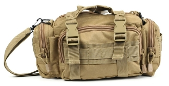 Tan Deployment Bag