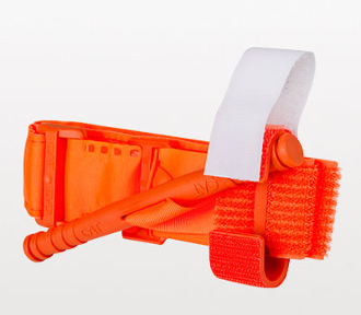 GEN 7 Combat Application Tourniquet (C-A-T) - Rescue Orange