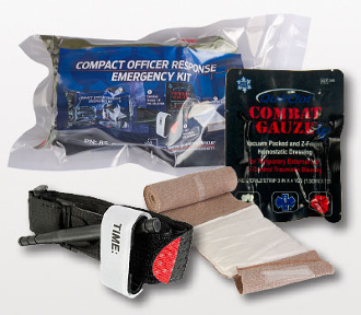 Compact Officer Response Emergency (CORE) Kit