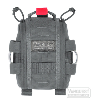 FATPack 4x6 Wolf Gray Small Medical Kit