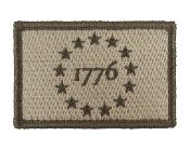 1776 Subdued