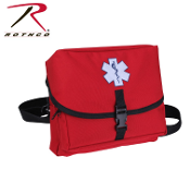 Red EMS Medical Field Kit