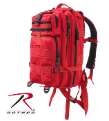 Rothco Medium Transport Pack RED