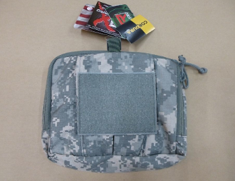 North American Rescue NAR 4 CHEST POUCH (BAG ONLY) ACU