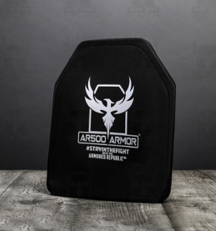 "AR500 Armor® Level IV Body Armor 10"" x 12"""