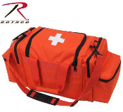 Rothco EMT Bag Orange