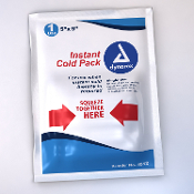 Instant Ice Cold Pack 5x9
