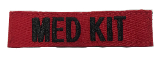 MED KIT Patch