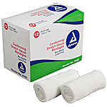 "Stretch Gauze Bandage Roll, Non-Sterile, 3"", Box/12"