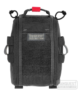 FATPack 5x8 Black Trauma Kit Celox